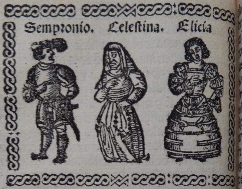 Ilustración del acto 3 de Medina del Campo, 1530<br /> <br />