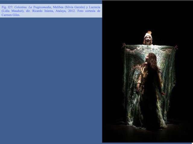 Representación del Grupo Atalaya, de Iniesta (2012)