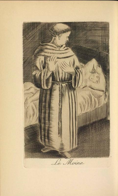 Ilustración del acto XVI de París, 1922