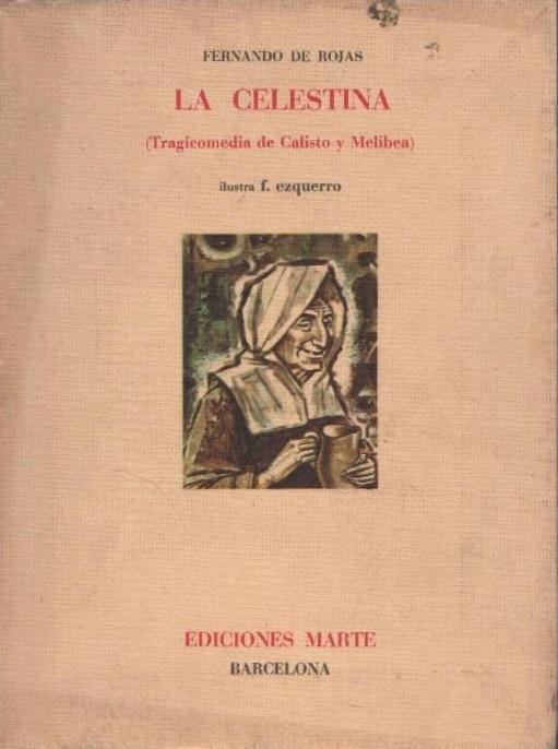 Portada de la edición de Ediciones Marte: Barcelona, 1968