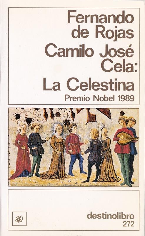 Portada de la edición de Ediciones Destino: Barcelona, 1989.