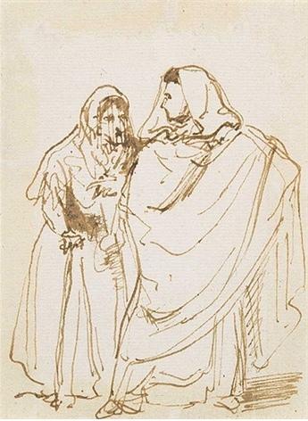 El embotado y la vieja, de Alenza y Nieto (Fecha desconocida)