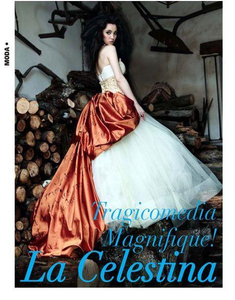 Vestidos inspirados en La Celestina, de la Rosa (2014)