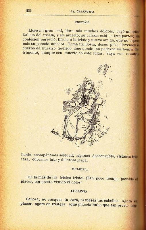 Ilustración tercera del acto XIX de la edición de Barcelona (1883)