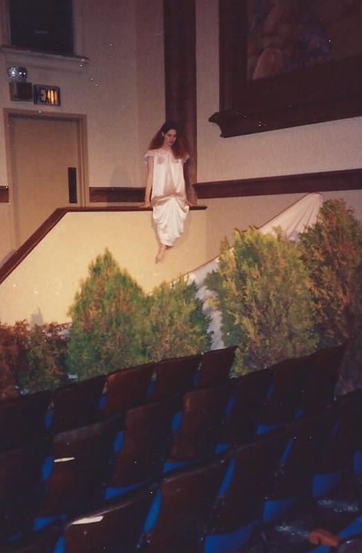 Shades of Green, Laramie, Wyoming (1993), suicidio de  Melibea