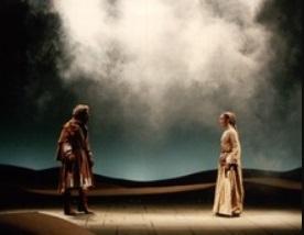 Representación del Teatro de la Comedia, Madrid, de Marsillach (1988)