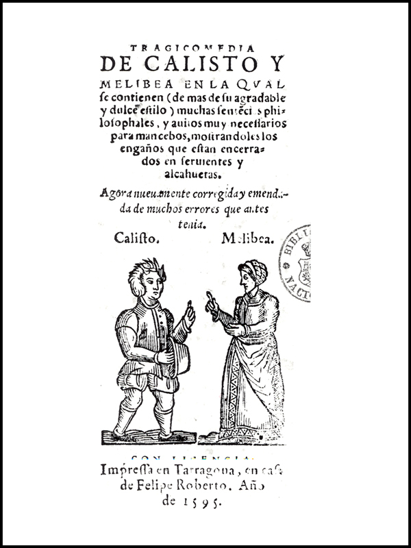 Portada de Tarragona, 1595