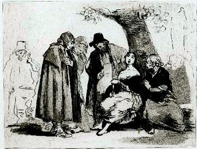 Escena campestre, de Alenza (1877)