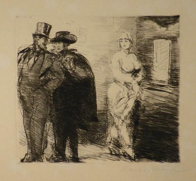 Proxenetismo, de Meid (1914)