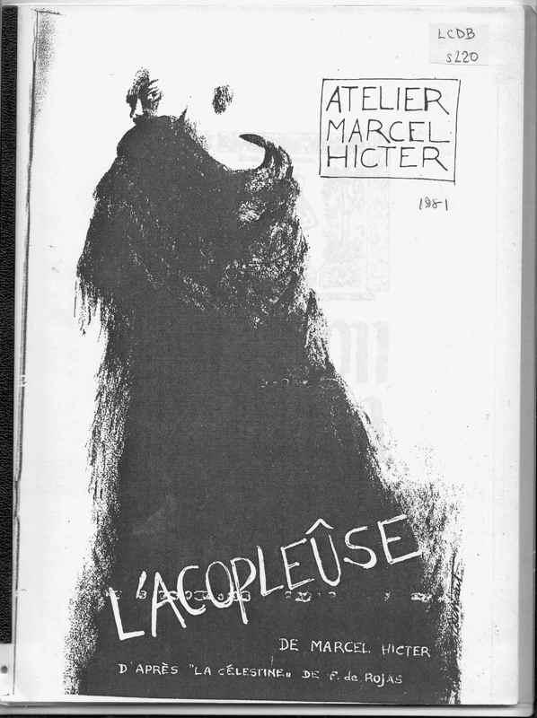 Representación de Lieja, 1981.