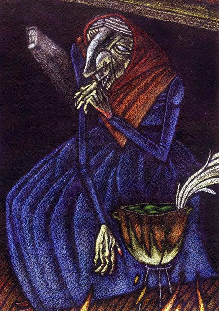 Ilustración de La Celestina, de Hijo (2003)