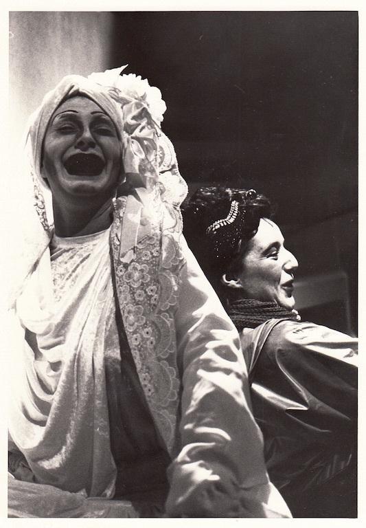 Representación de Amberes, 1987-88.