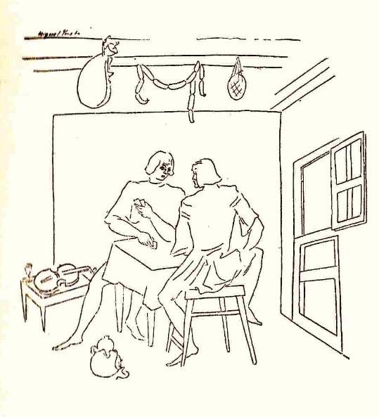 Ilustración segunda del acto VIII de la edición de México (1947)