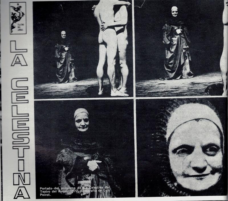 Representación del Teatro Ángel, Santiago, 1972