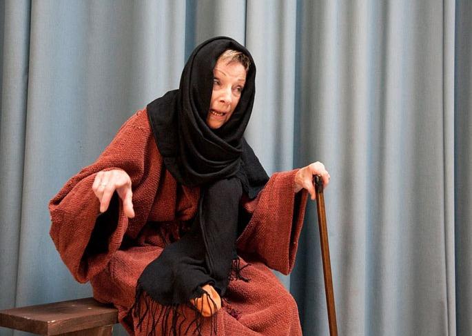 Representación del Kellergeister Theater, Frankfurt (2014)