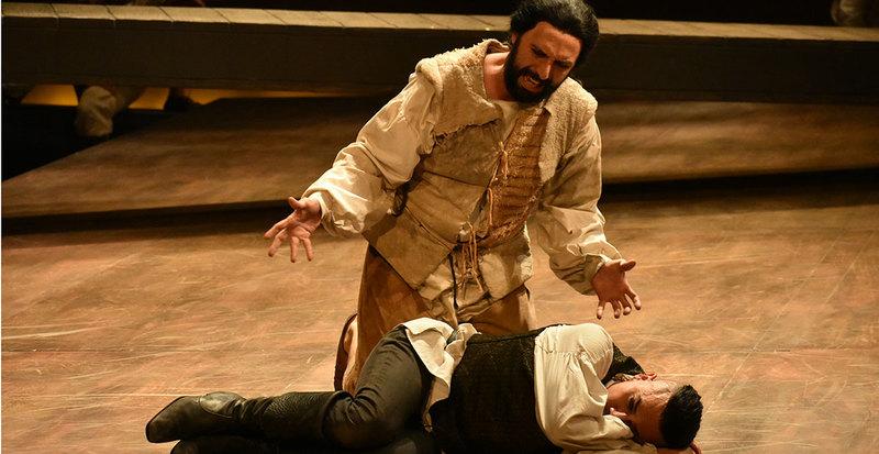 Representación de La Celestina, Compañía Nacional de Teatro, México, 2019