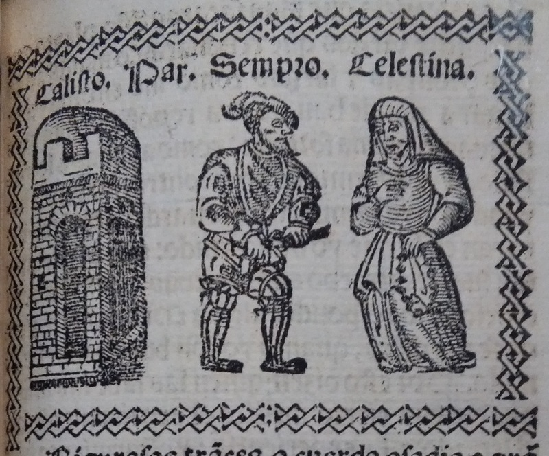 Ilustración del acto 5 de Medina del Campo, 1530<br /> <br />