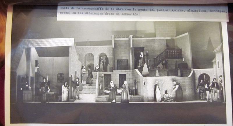 Representación de la universidad de Puerto Rico, 1958.