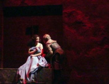 Representación del Teatro de la Zarzuela, Madrid, de García (2008)