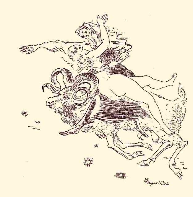 Ilustración segunda del prólogo de la edición de México (1947)