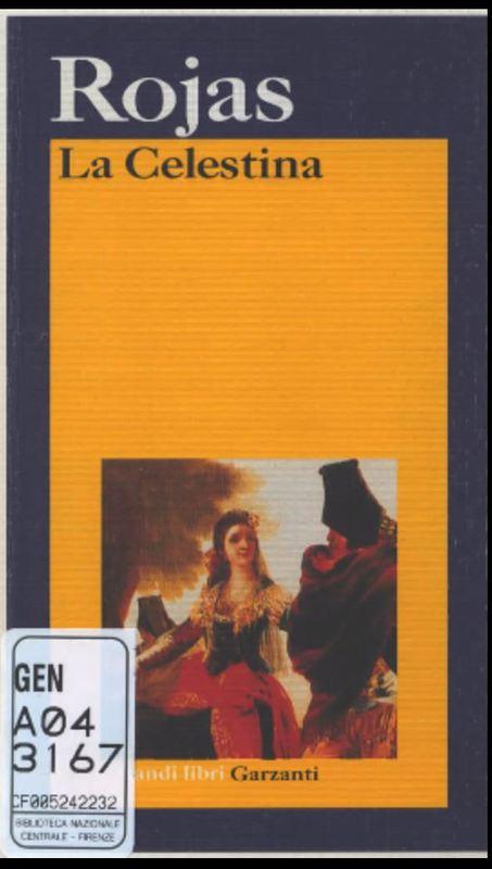Portada de la edición de Garzanti, 1995