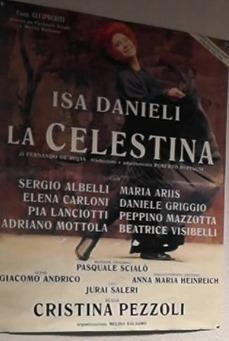 Representación del Teatro Quirino, Roma, 1998-1999