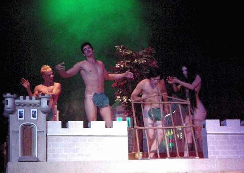 Representación del Teatro el Público, La Havana, 2011.