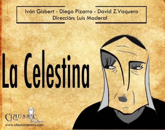 Representación de la Compañía Claussic Teatro, Salamanca, 2014