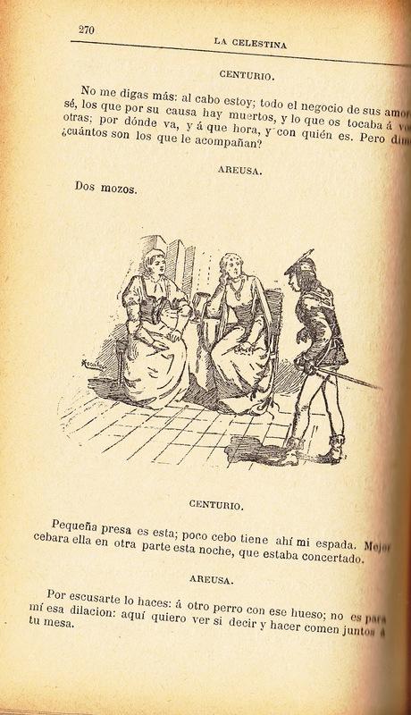 Ilustración primera del acto XVIII de la edición de Barcelona (1883)