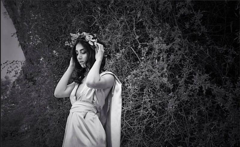 Foto serie La historia de Melibea, de Constantinou (2014 c.)