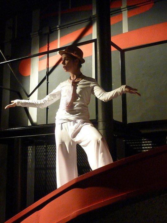 Representación de C'est la vie Teatro, Madrid, 2011