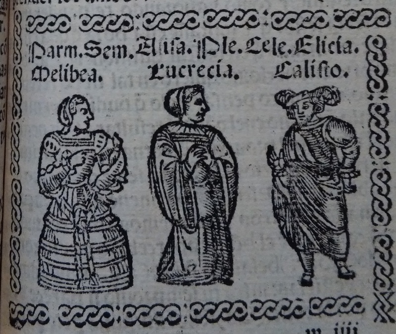 Ilustración primera del acto 12 de Medina del Campo, 1530<br /> <br />