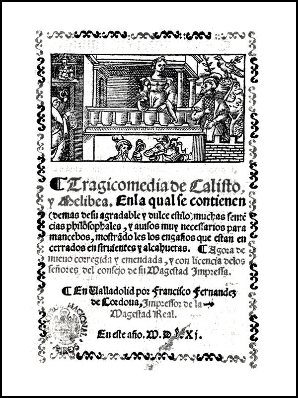 Portada de Valladolid, 1561