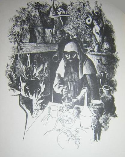 Ilustración I de la edición de Madrid (1974)