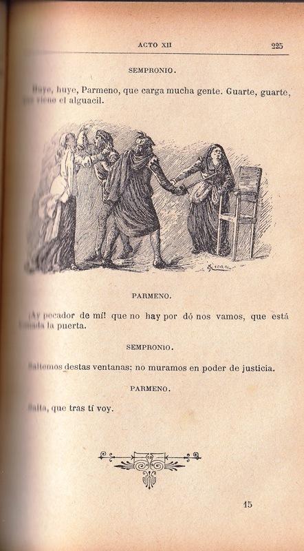 Ilustración tercera del acto XII de la edición de Barcelona (1883)