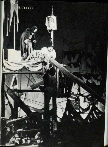 Representación del Teatro del Aire, 1979-1984