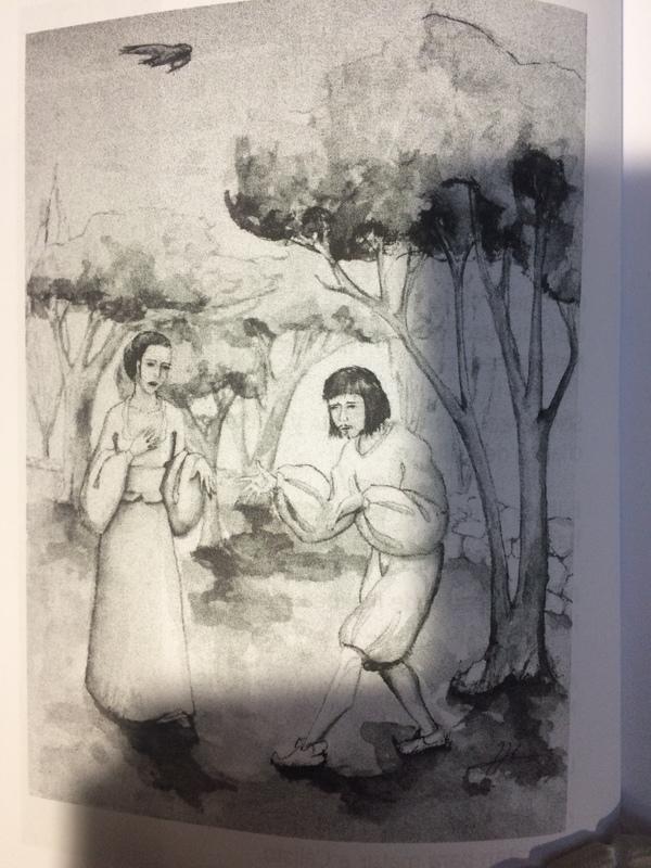 Ilustración del acto 1 de la edición de Madrid, 2010