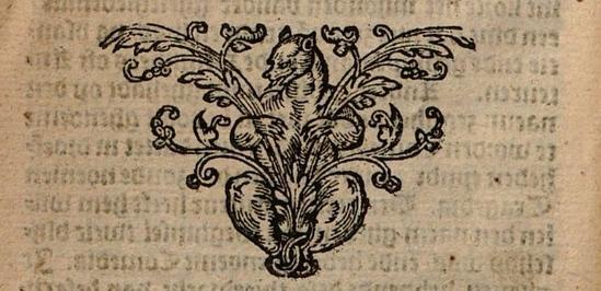 Emblema del prólogo de la edición de Amberes (1616)