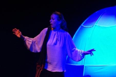 Representación del Zimmer Theater, Tubingen, Alemania 2014