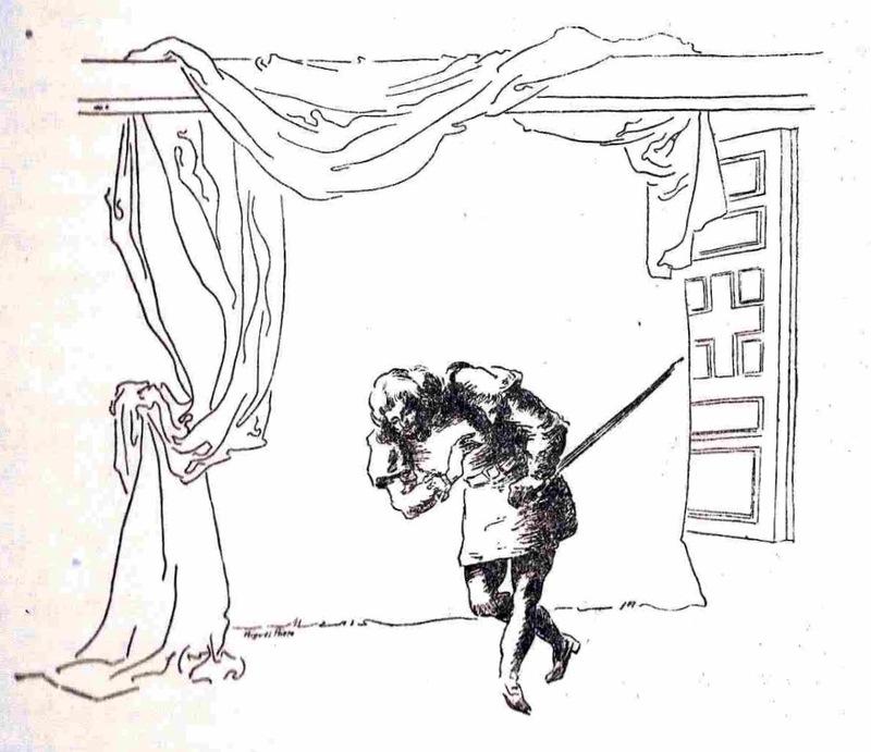 Ilustración séptima del prólogo de la edición de México (1947)