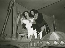 Representación del Teatro Stabile di Genova, Italia, de Galloni (1952)