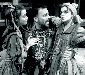 Representación del Teatro Pardubice, Chequia, de Seydler (1997-1998)<br />