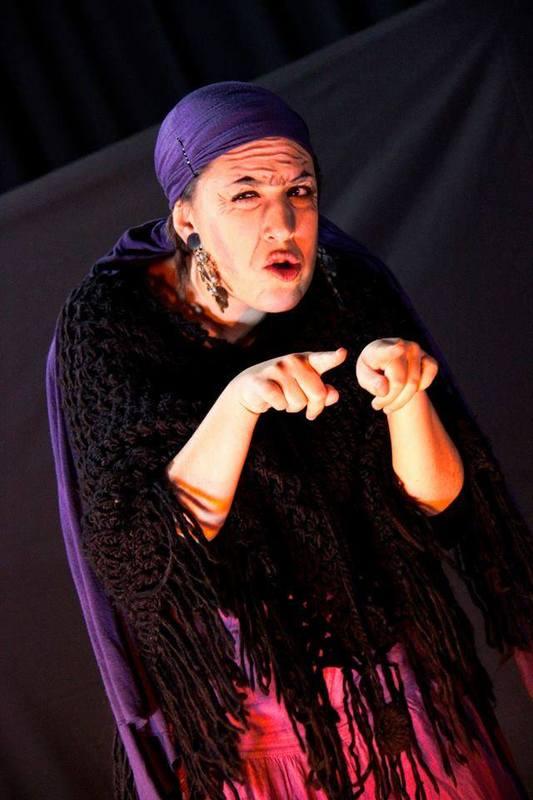 Representación del Teatro Lope de Vega de Mula, Murcia, 2014