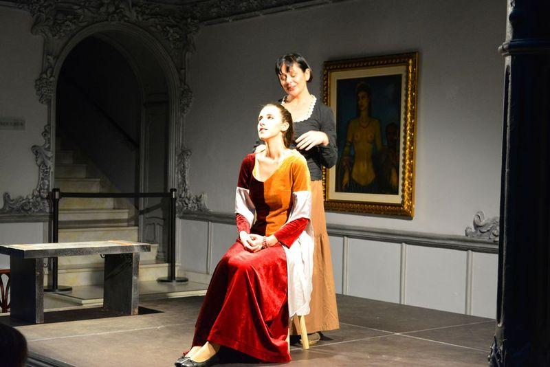 Representación del Museo Casa Lis, Salamanca, de Galache (2017)