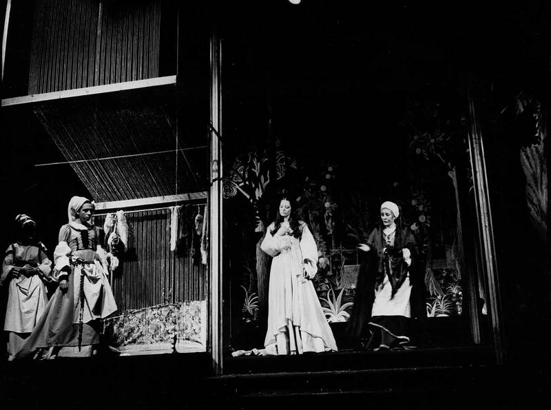 Representación del Teatro de la Comedia, Madrid, 1978