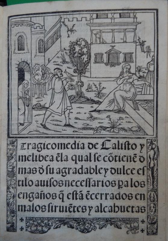 Portada de la edición de Lisboa, 1540