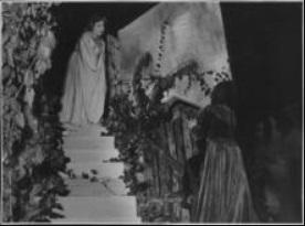 Representación deLa Celestina, enCádiz (1956)