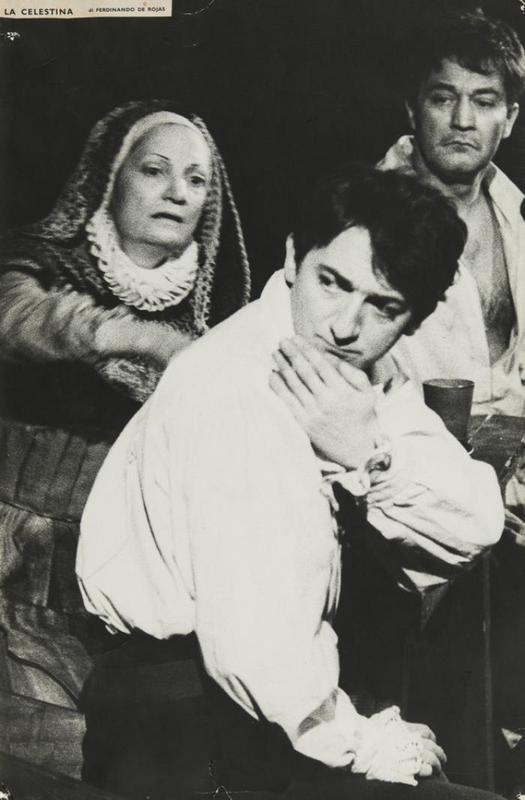 Representación del Teatro Stabile, Torino, 1961-1962