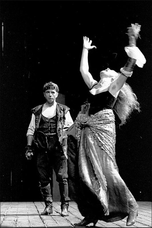 Representación del Festival de Avignon, Avignon, de Vitez (1989)