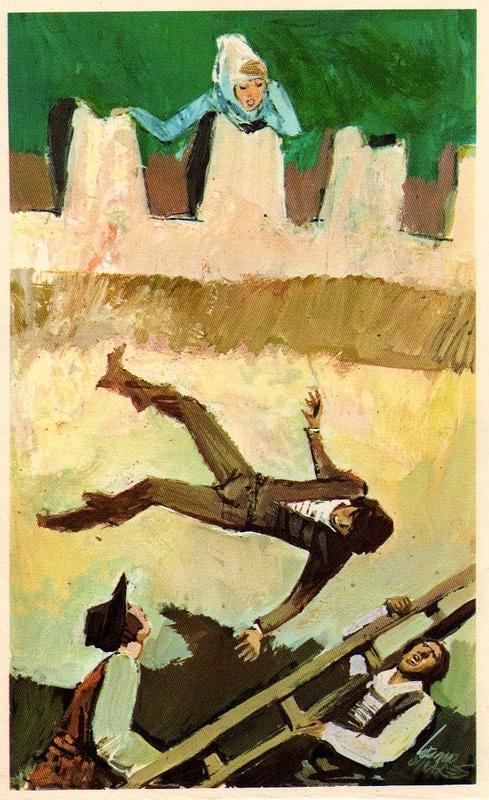 Ilustración del acto XIX de la edición de Barcelona (1972